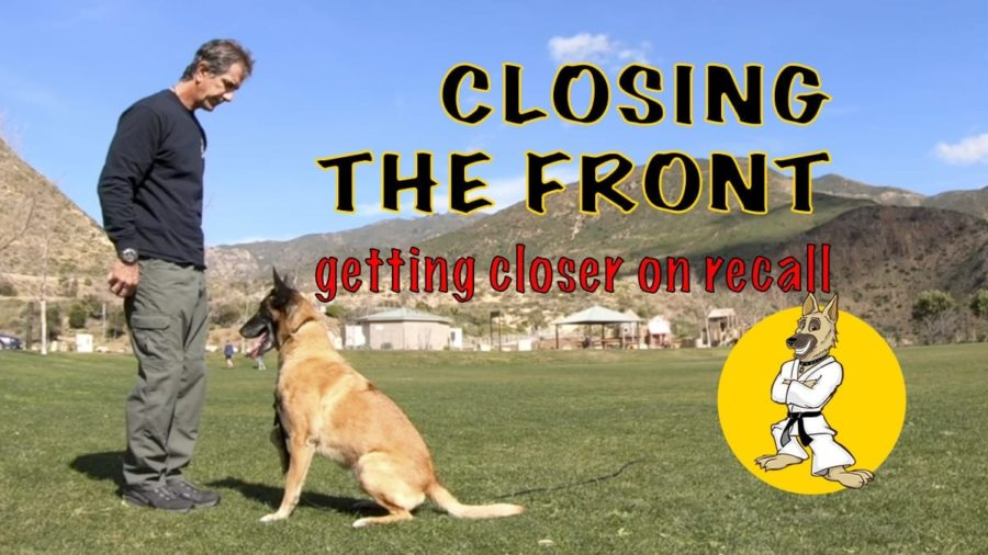 closing the front FI