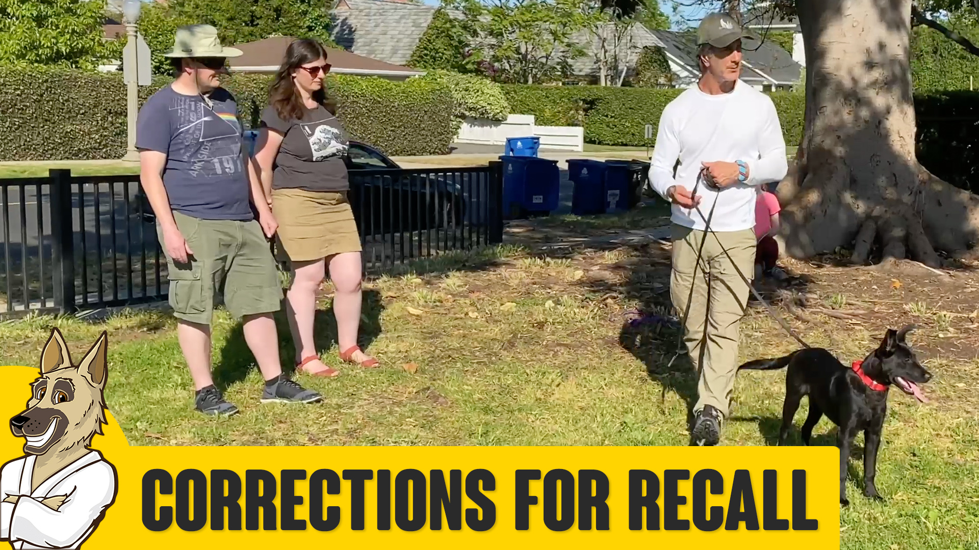 RECALL Training with Corrections
